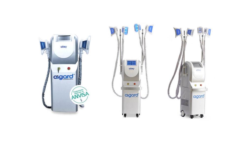 Asgard Criolipólise - Minas Laser Locação de equipamentos para estética - Lavras MG