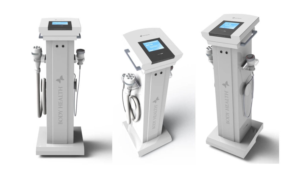 Criofrequência Body Health - Minas Laser Locações - Lavras MG